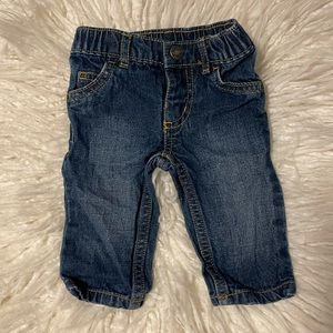 Carter's 3 months jeans baby